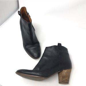 Madewell Ankle Boots booties Size 10